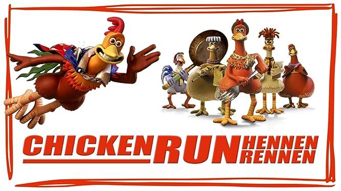 Chicken Run - Hennen rennen [dt./OV]