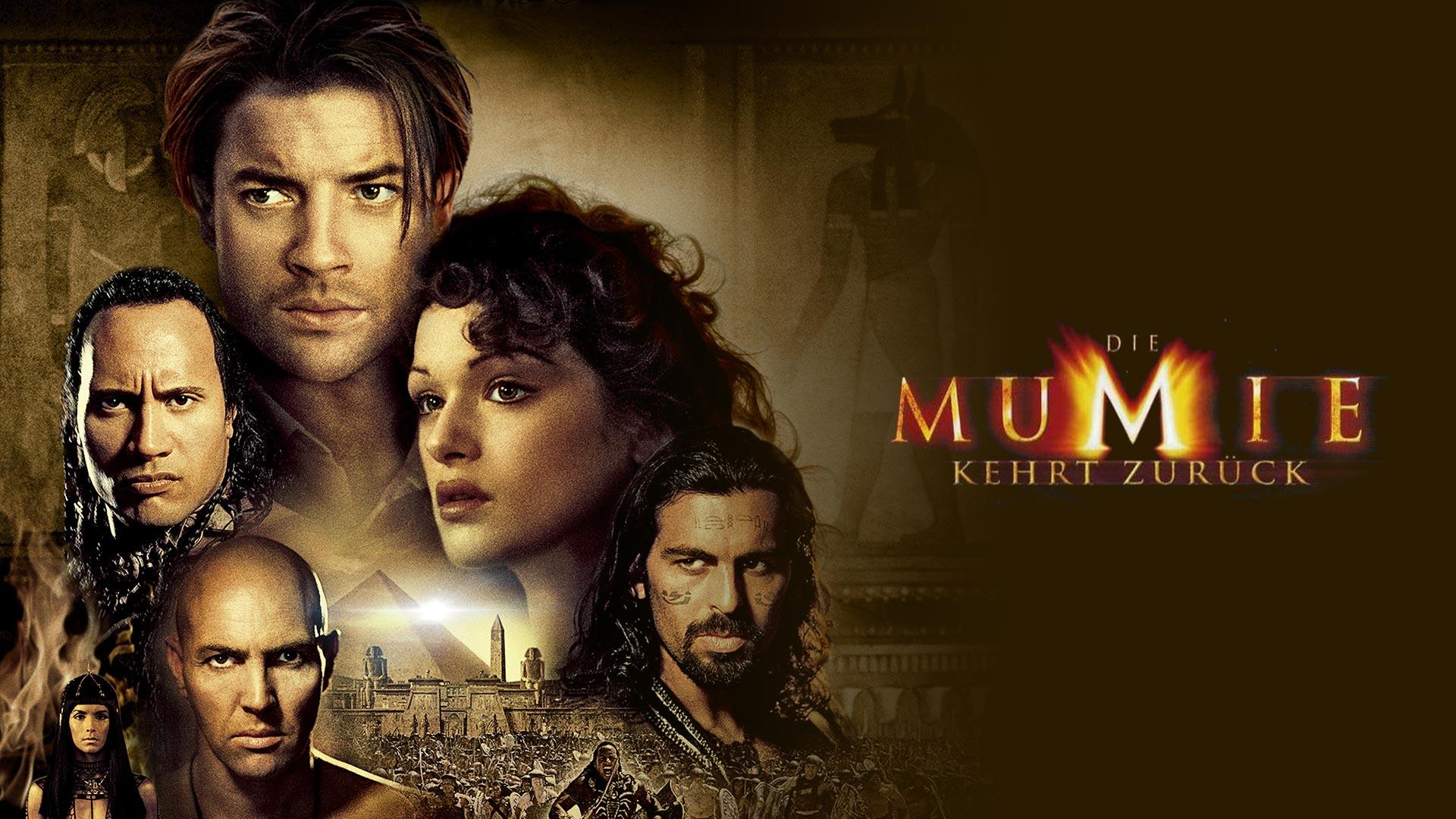 Die Mumie kehrt zurück (4K UHD)