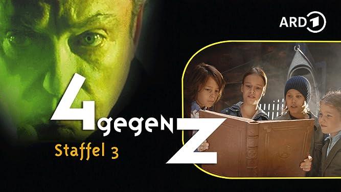 4 gegen Z - Staffel 1