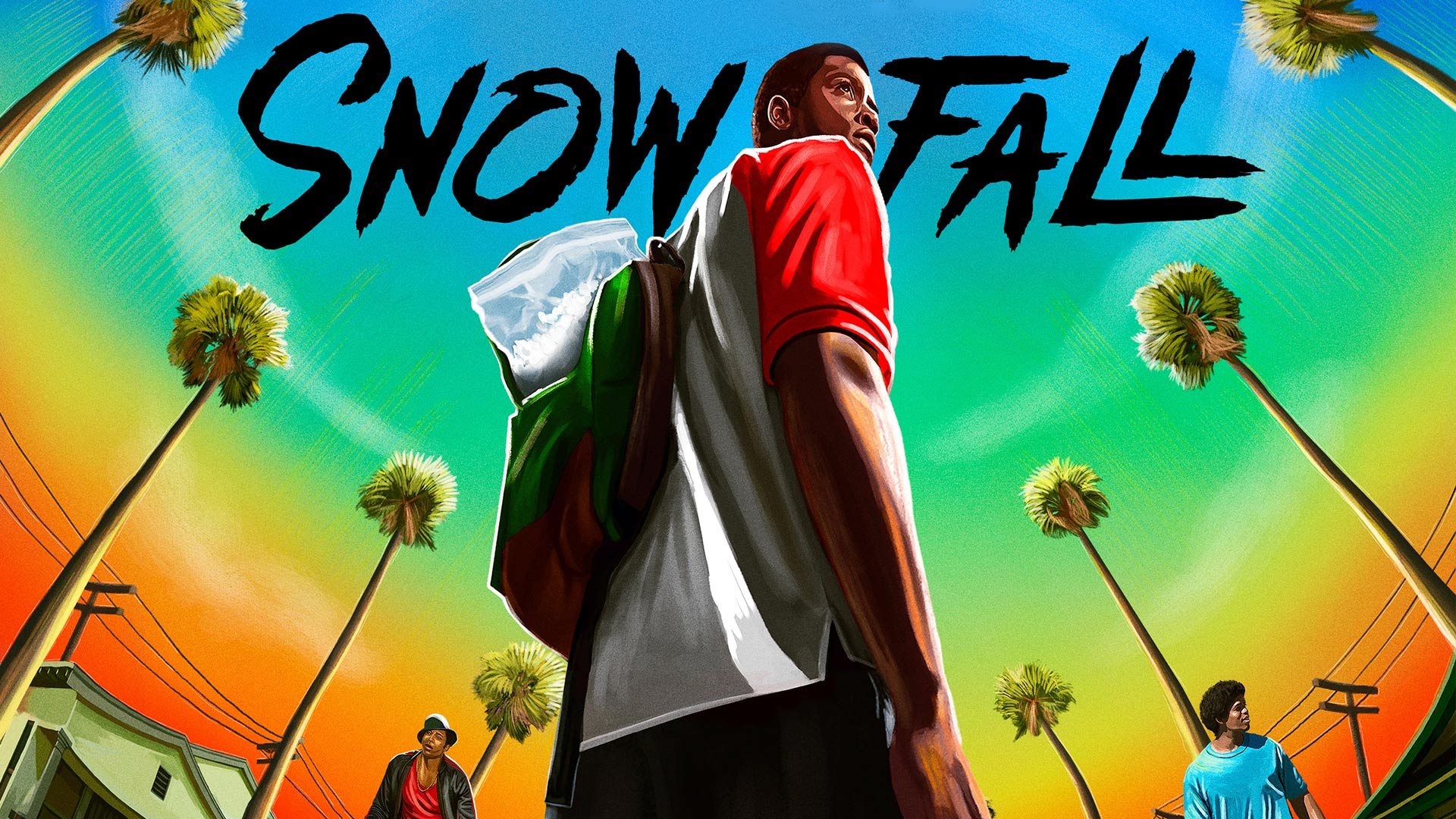 Snowfall - Staffel 1 [dt./OV]