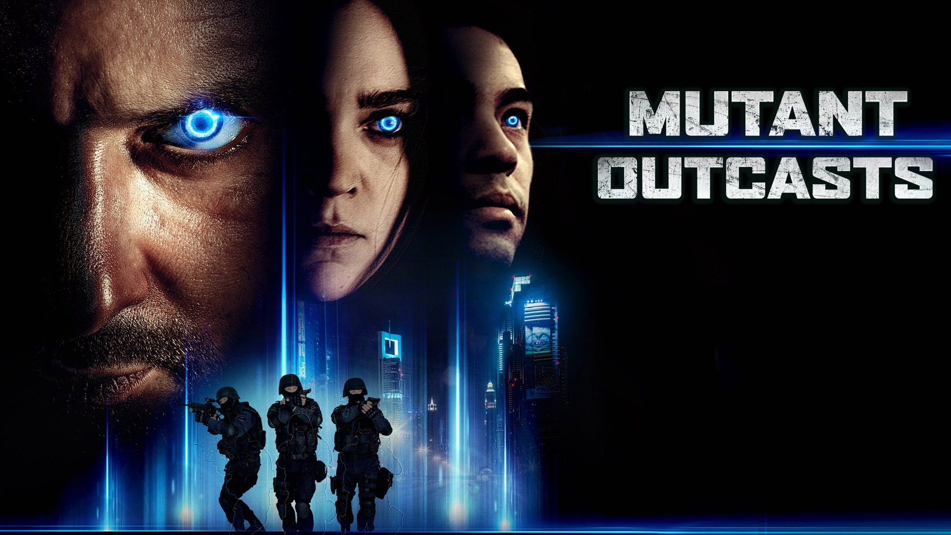 Mutant Outcasts