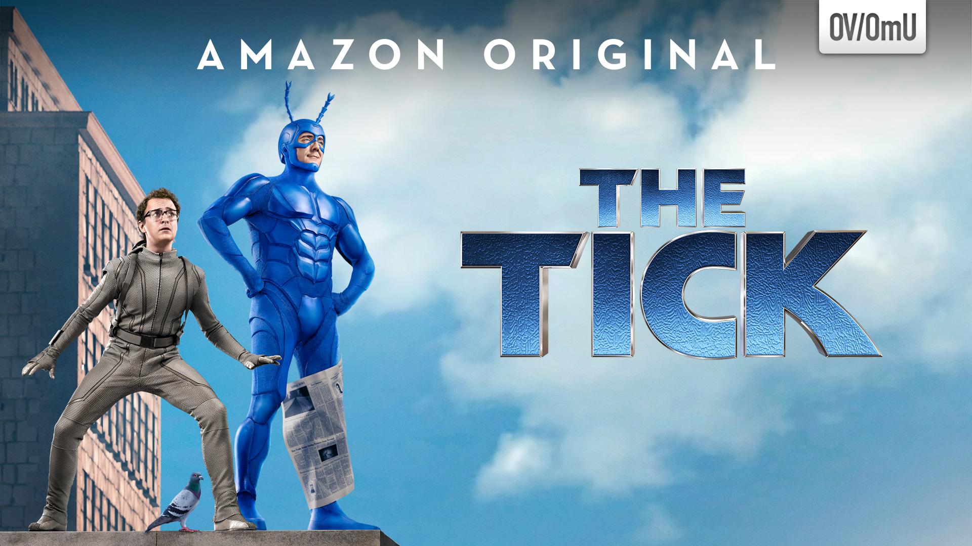 The Tick - Staffel 1