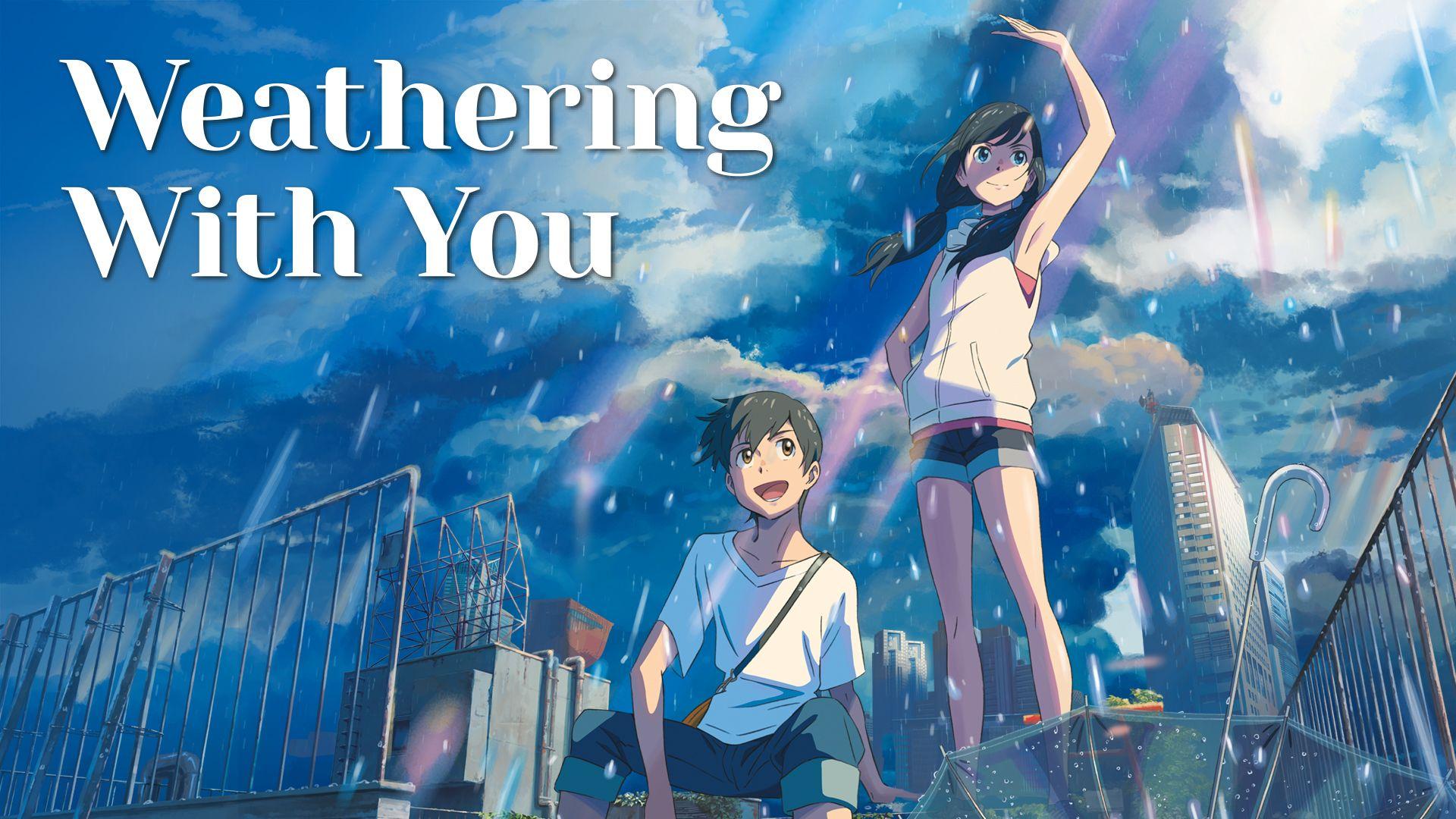 Weathering With You - Das Mädchen, das die Sonne berührte [dt./OV]