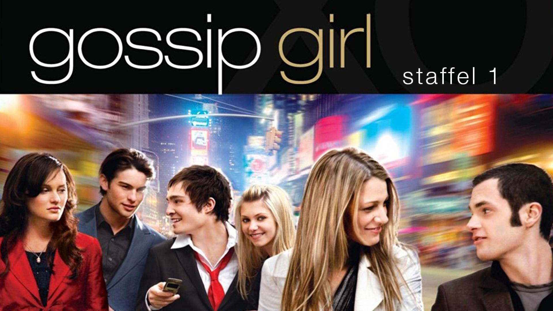 Gossip Girl - Staffel 1 [dt./OV]