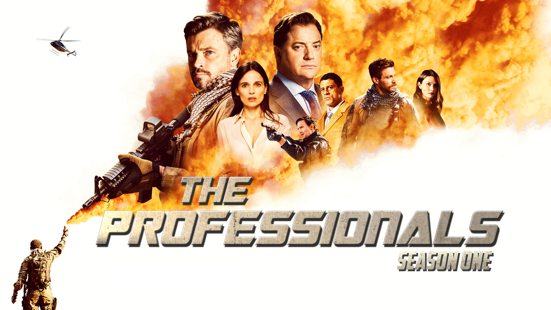 The Professionals - Gefahr Ist Ihr Geschäft