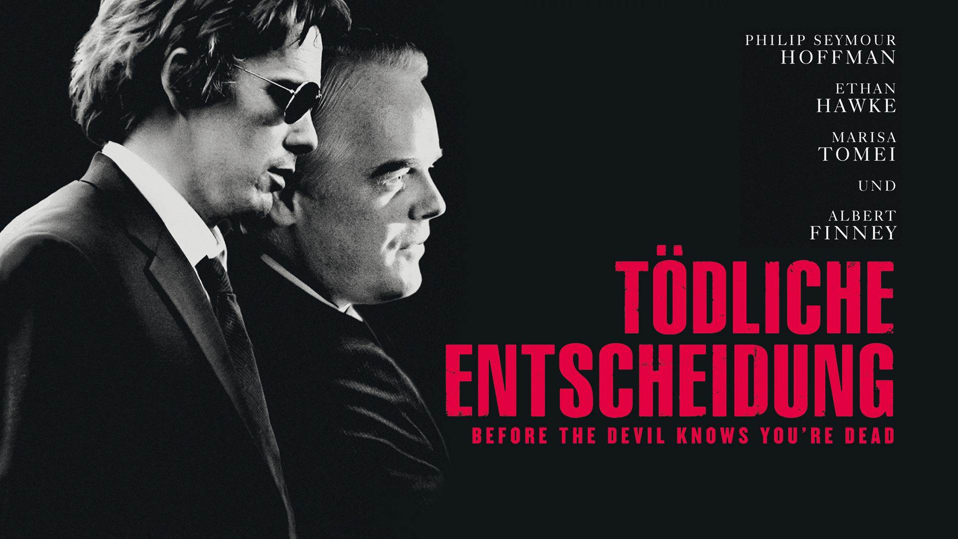 Tödliche Entscheidung - Before the Devil Knows You're Dead