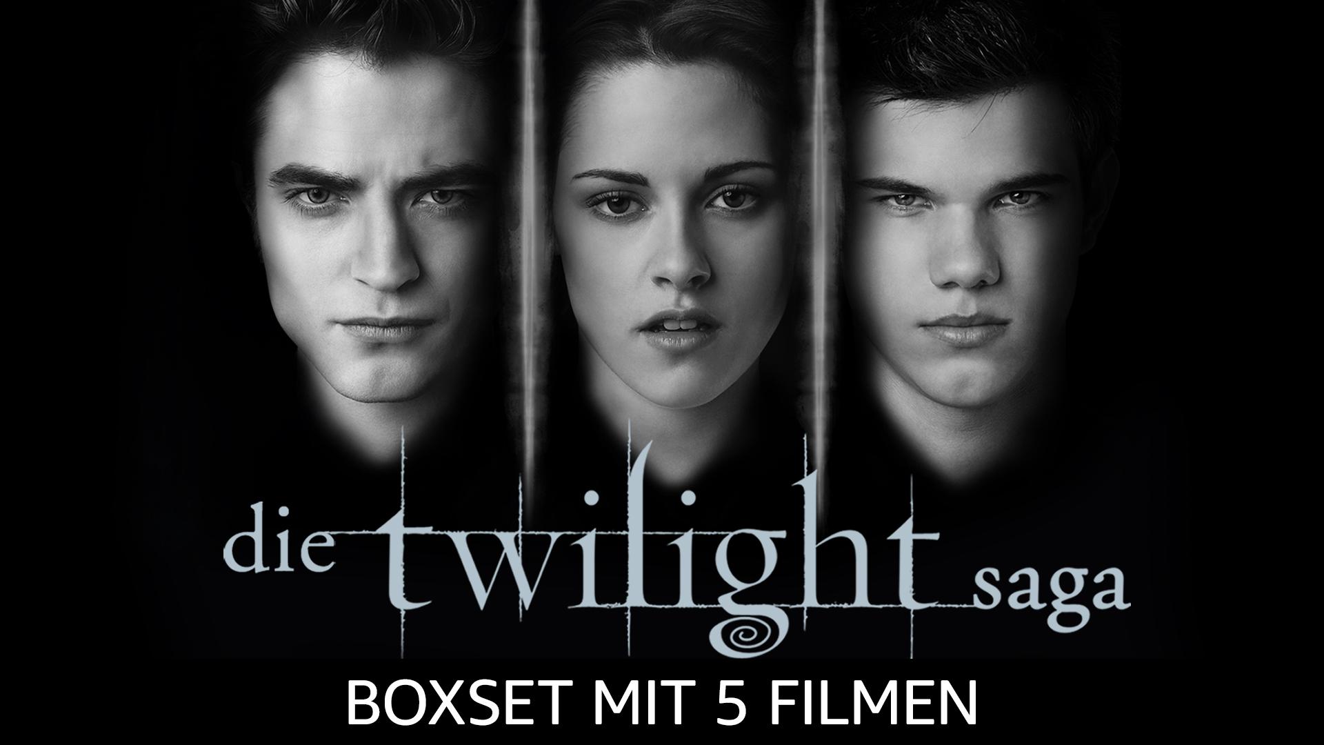 Die Twilight Saga - Das 5er Film-Boxset