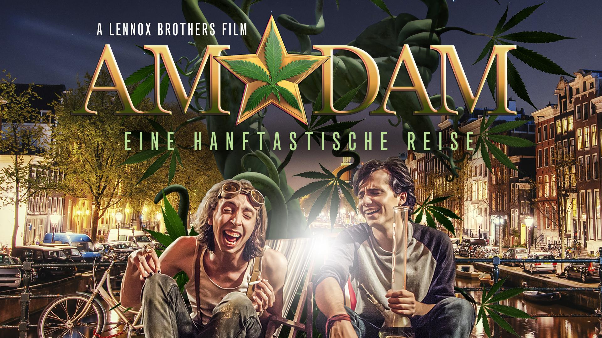 AmStarDam - Eine hanftastische Reise