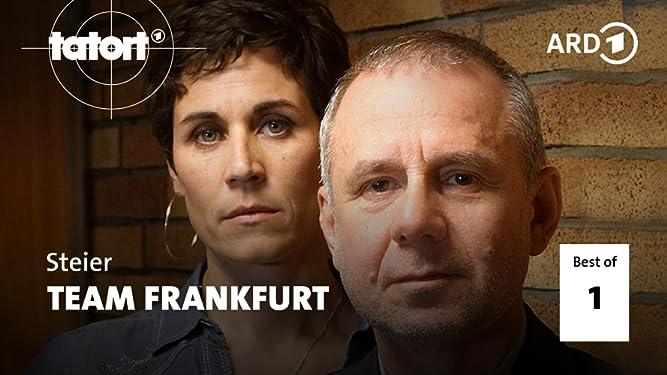 Tatort Frankfurt Best-Of Steier Vol. 1