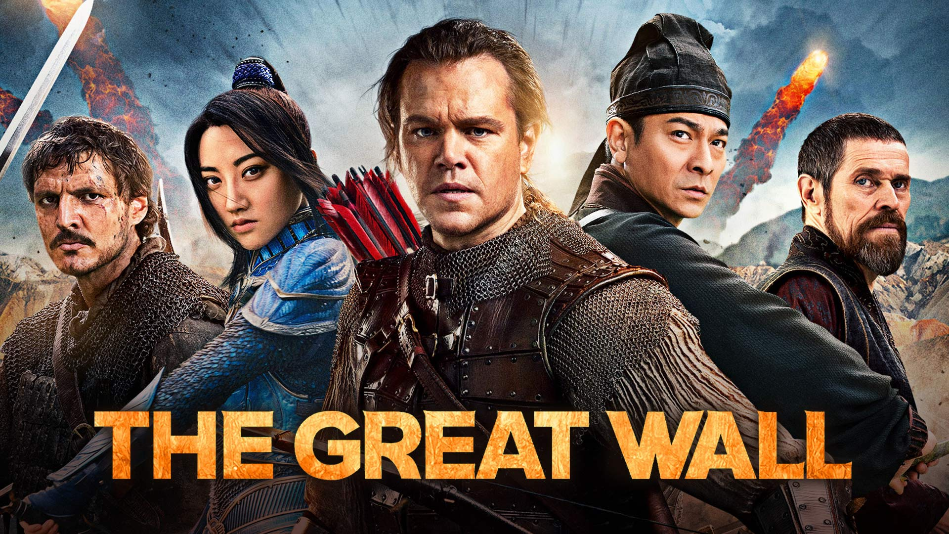 The Great Wall (4K UHD)