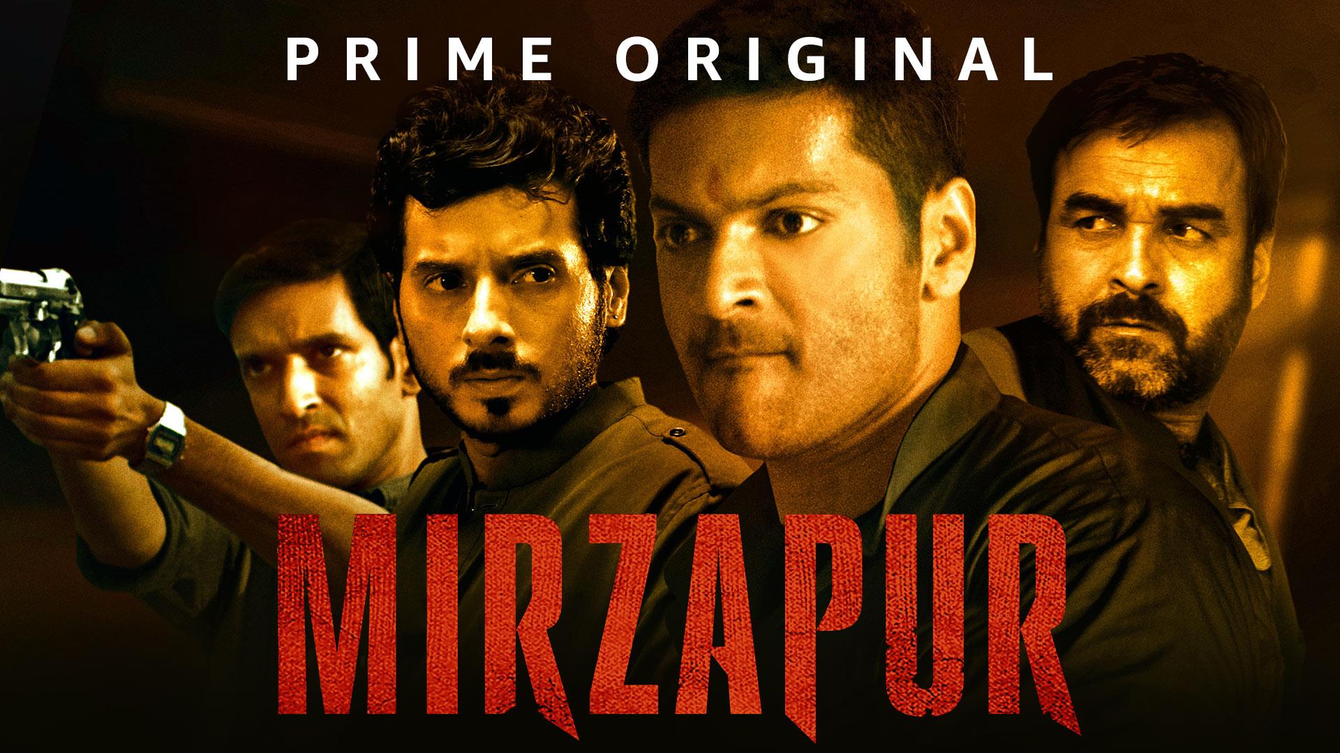 Mirzapur, Staffel 1