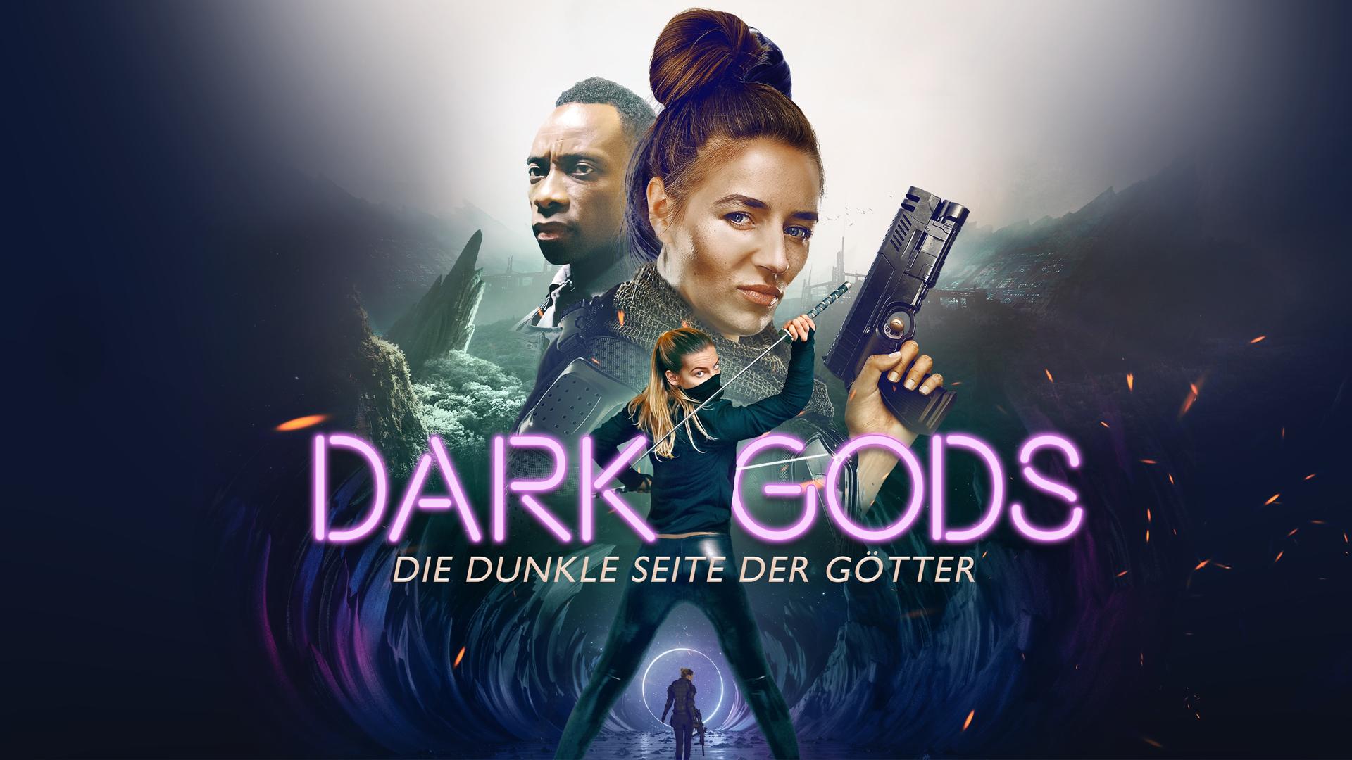Dark Gods: Die dunkle Seite der Götter