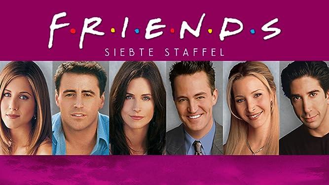 Friends - Staffel 7 [dt./OV]