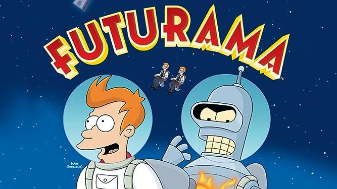 Futurama - Staffel 3 [OV]