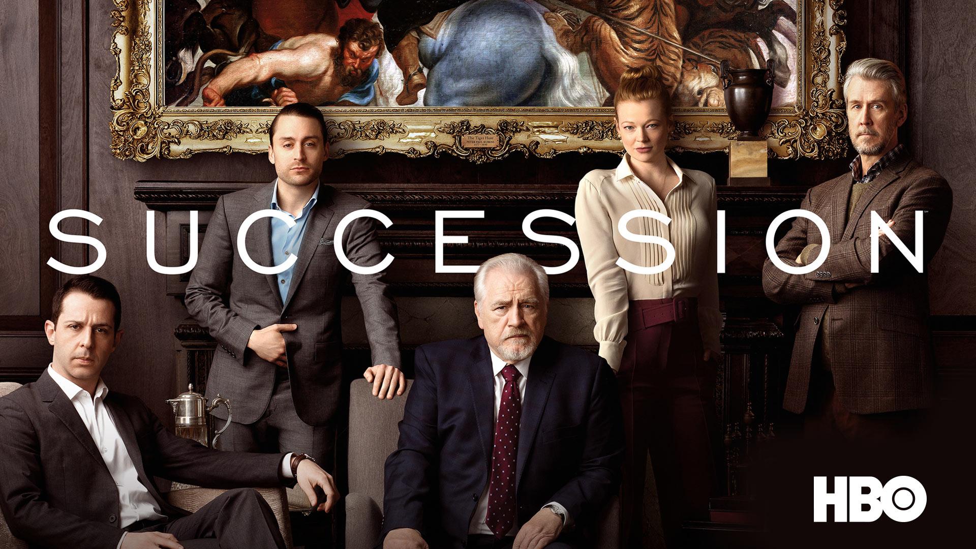 Succession: Staffel 1 [OV]