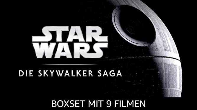 Star Wars - Die 9er Film-Kollektion