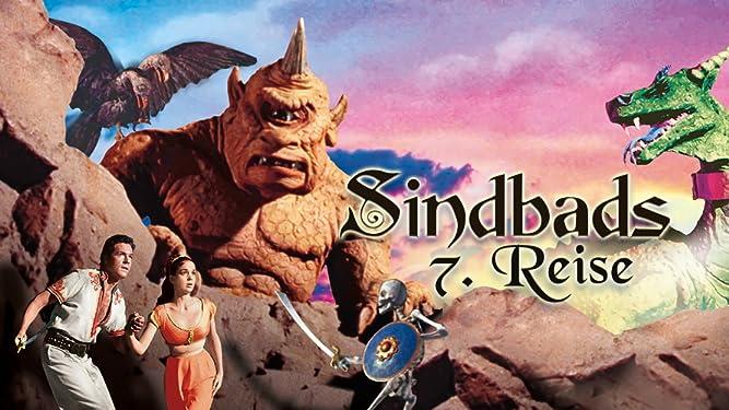 Sindbads 7.Reise (1958)