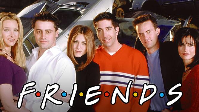 Friends - Staffel 6 [OV]