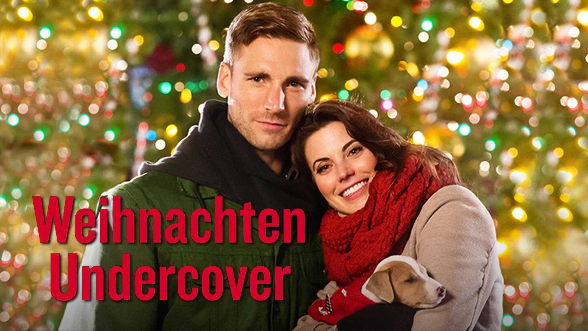 Weihnachten Undercover