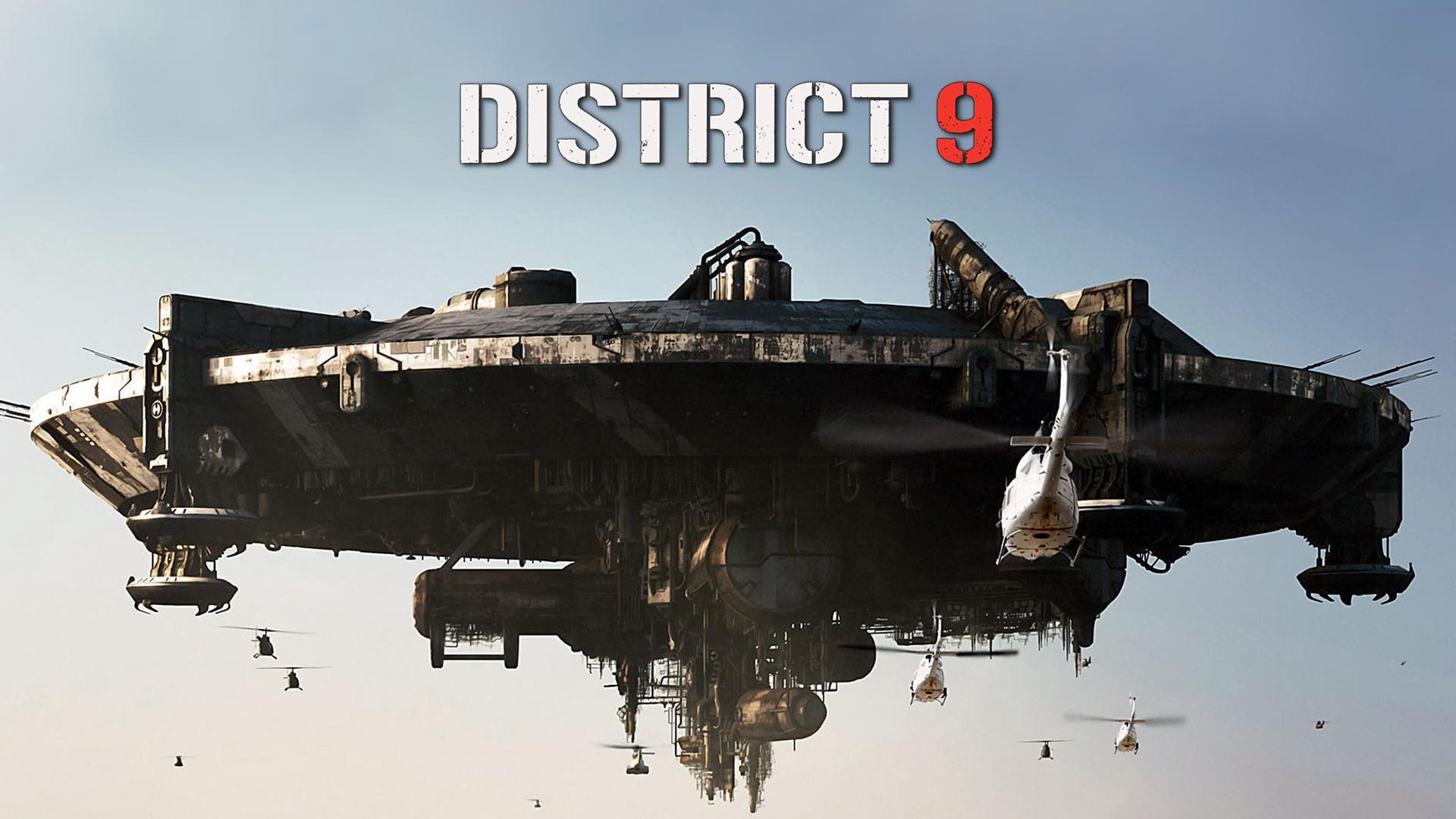 District 9 [dt./OV]