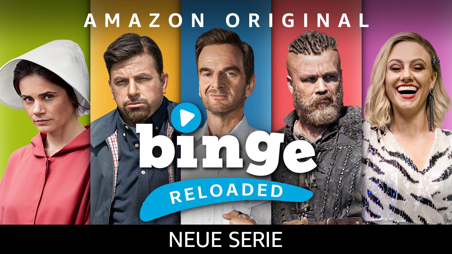 Binge Reloaded - Staffel 1