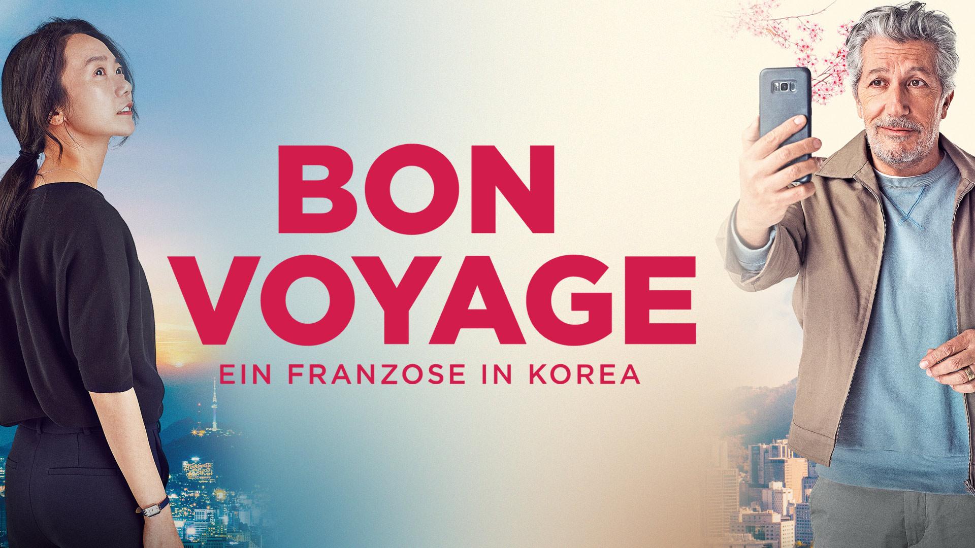 Bon Voyage – Ein Franzose in Korea