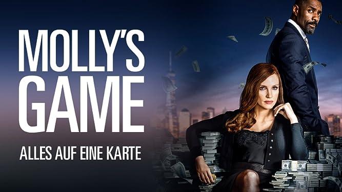 Molly's Game: Alles auf eine Karte [dt./OV]