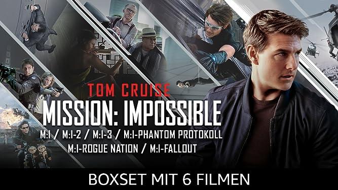 Mission: Impossible - Das 6er Film-Boxset