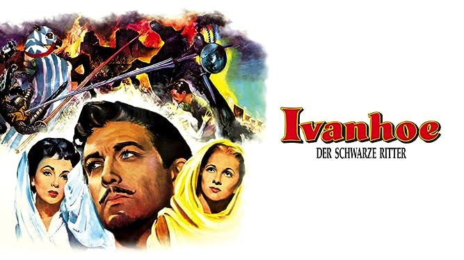 Ivanhoe - Der schwarze Ritter [dt./OV]