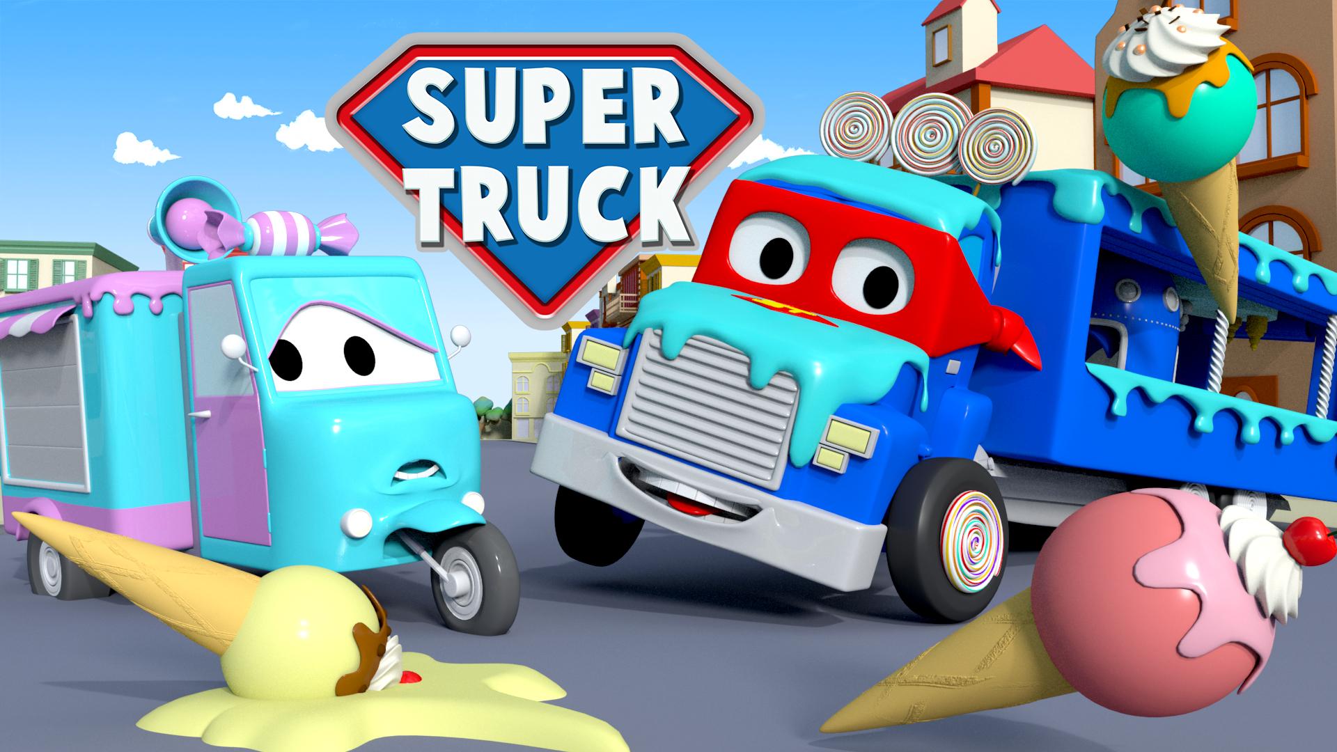 Super Truck in Autopolis