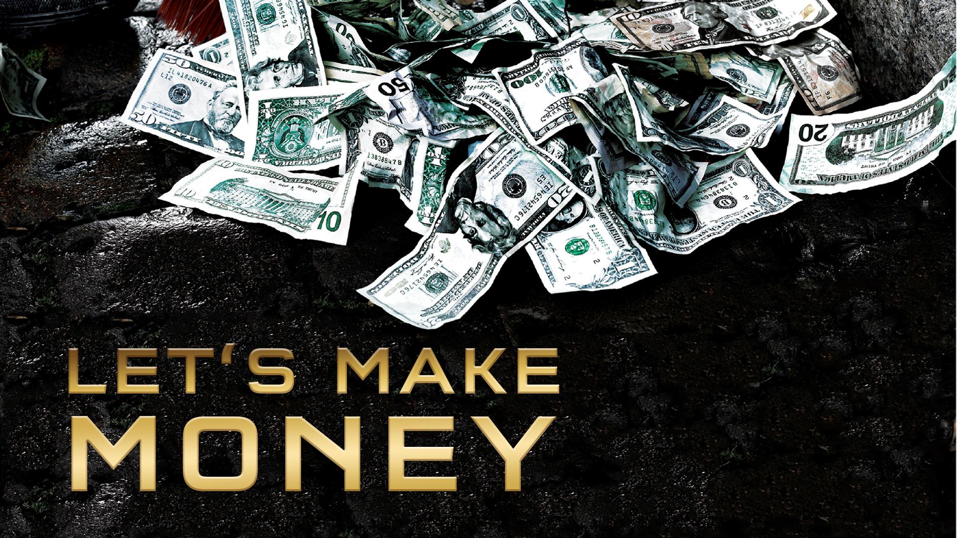 Let´s make money