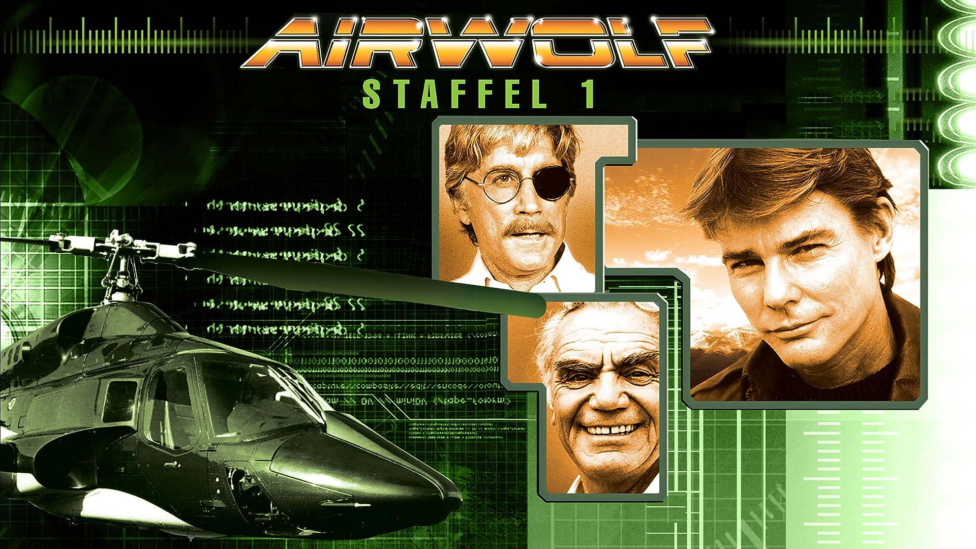 Airwolf - Staffel 1 [dt./OV]