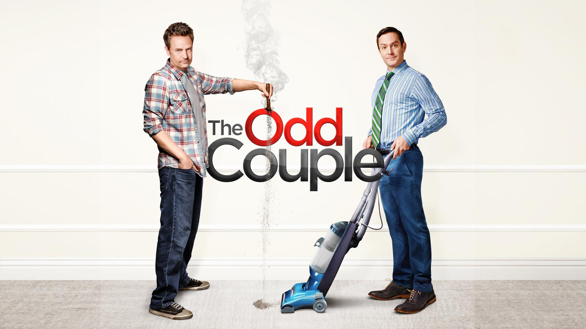The Odd Couple - Staffel 1 [dt./OV]