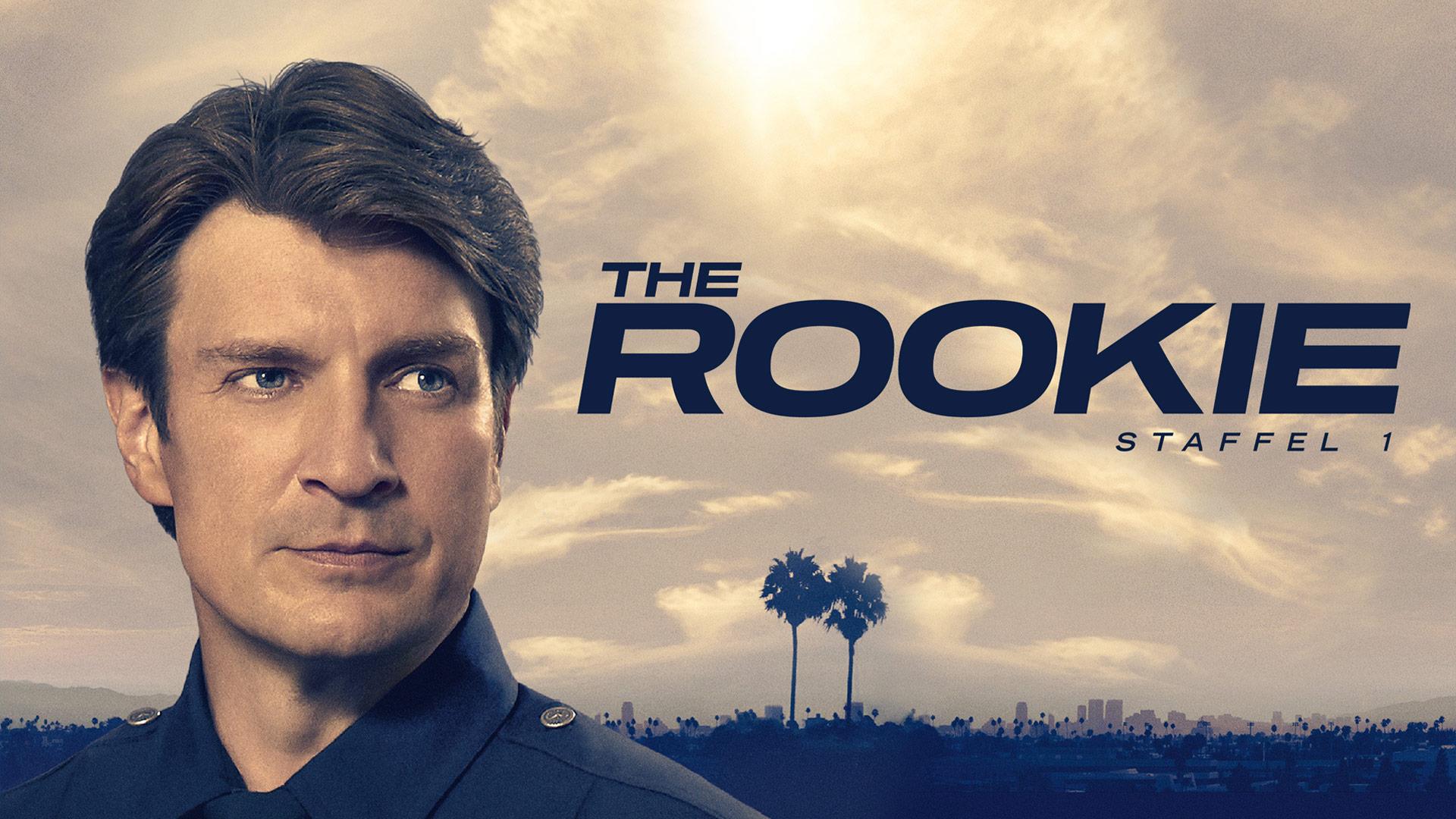 The Rookie - Staffel 1 [dt./OV]