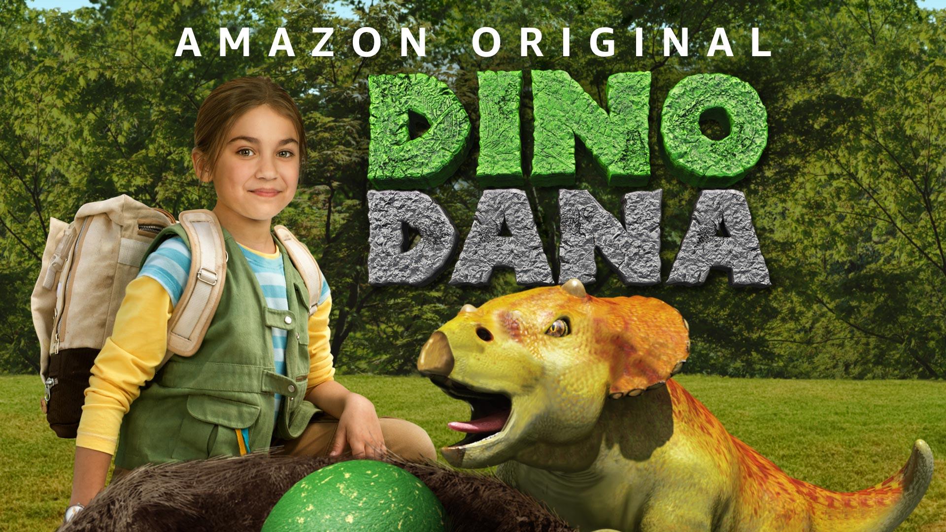 Dino Dana - Staffel 1
