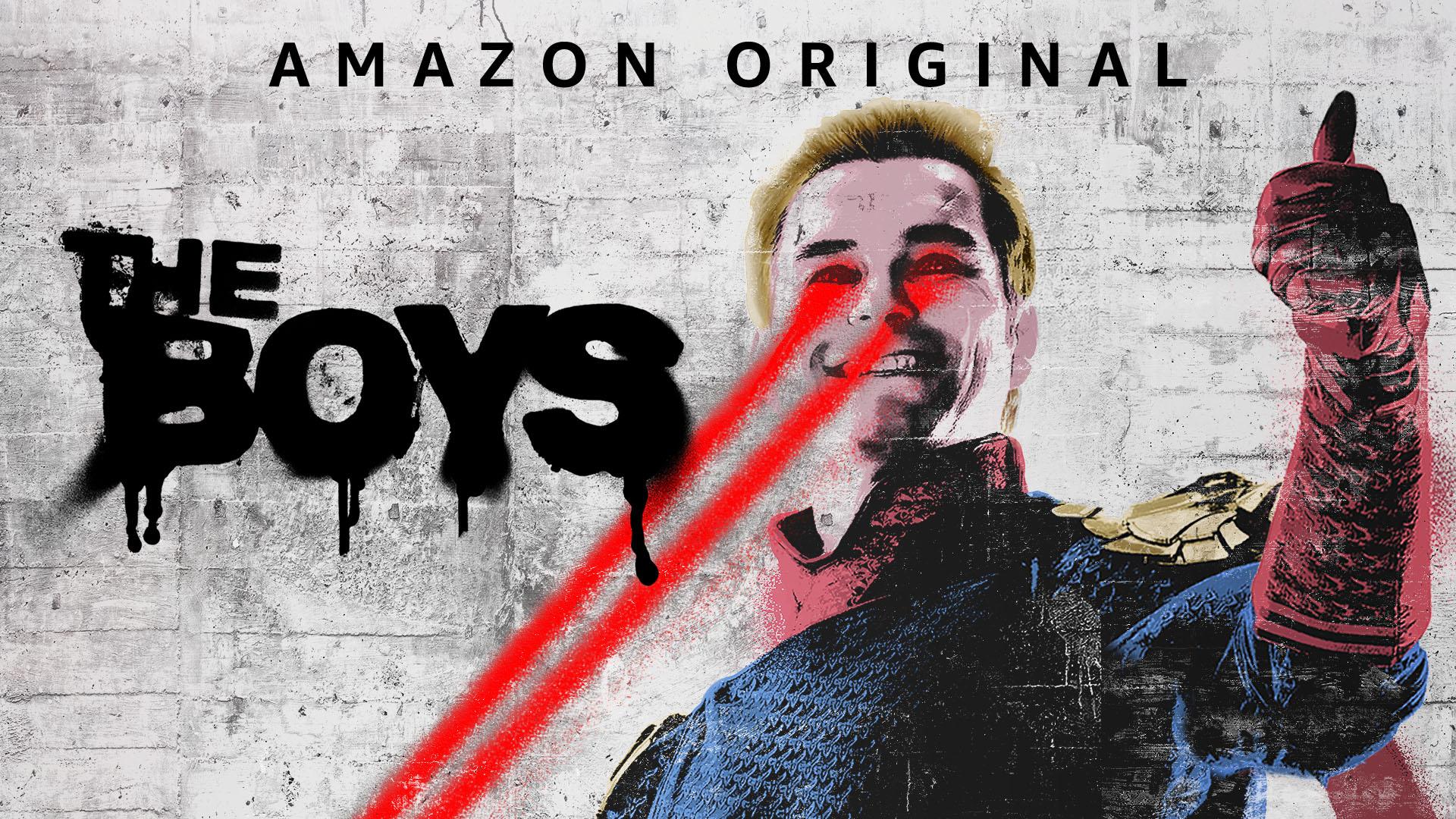The Boys - Staffel 1