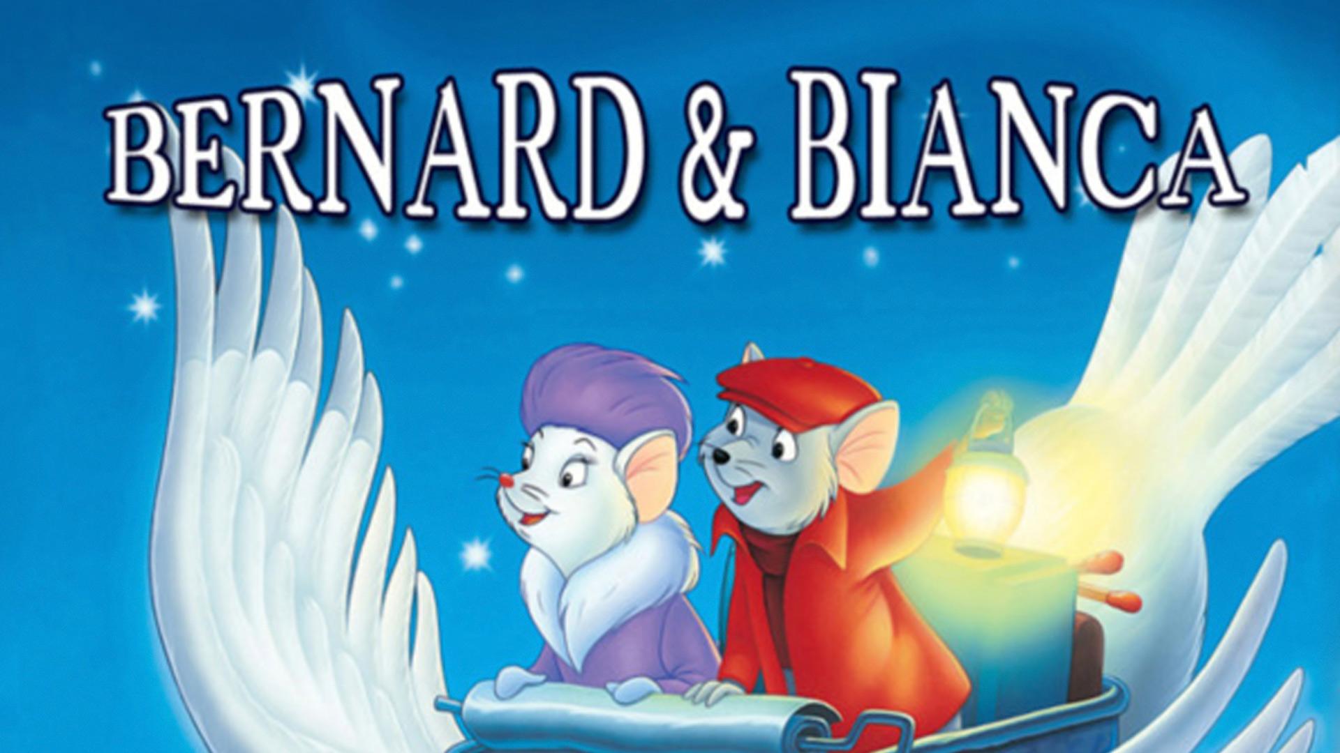 Bernard und Bianca - Die Maeusepolizei