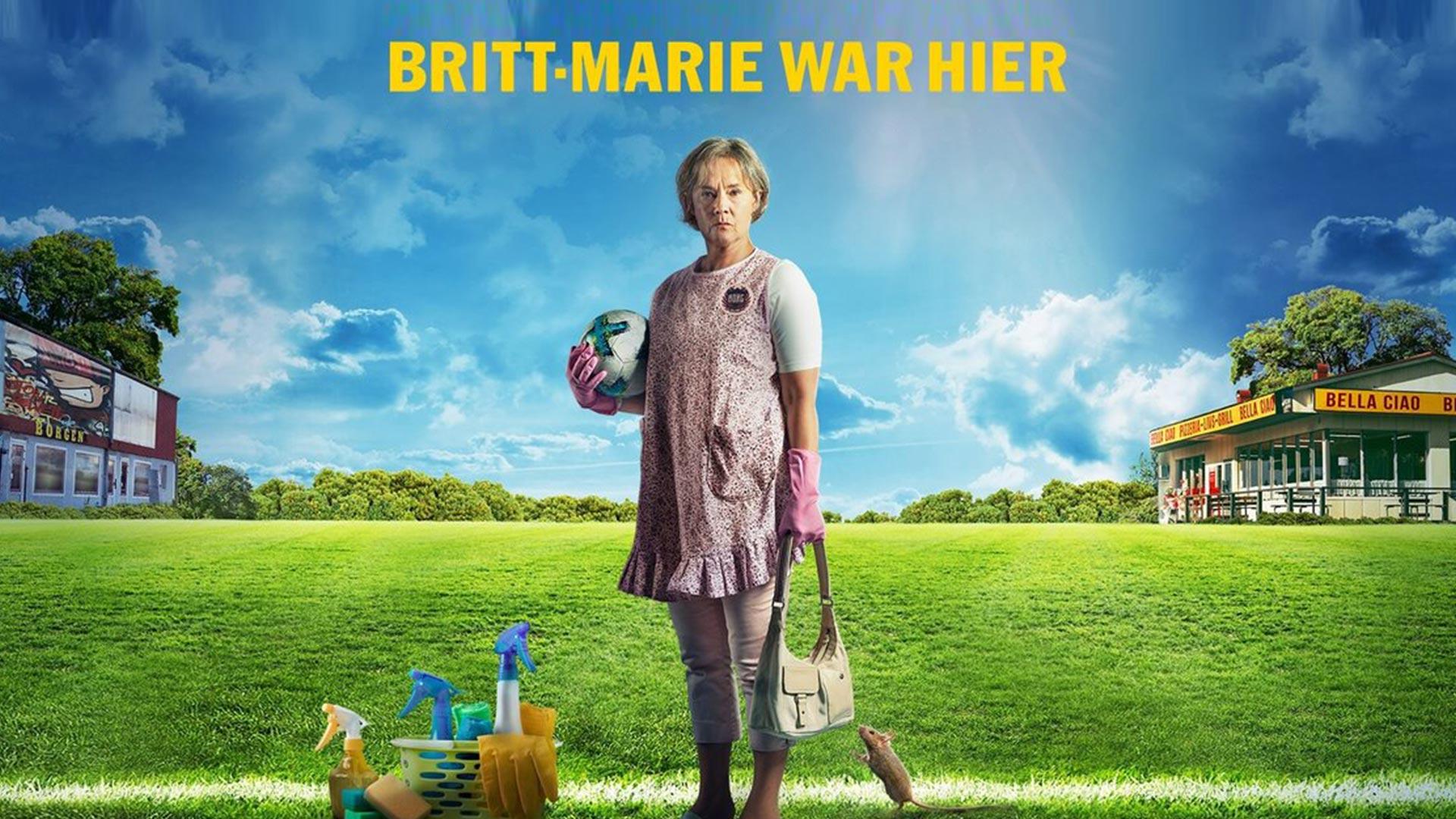 Britt-Marie war hier [dt./OV]