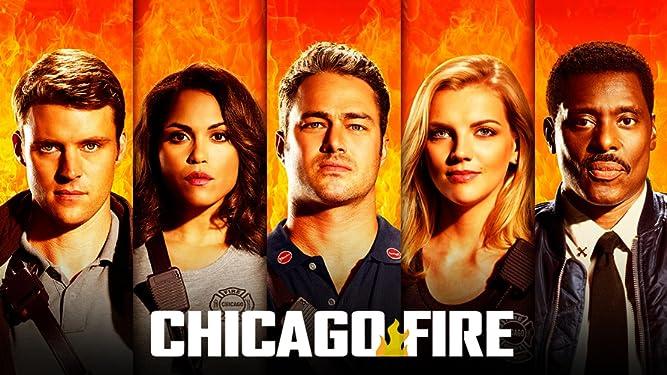 Watch Chicago Fire Season 5 Prime Video