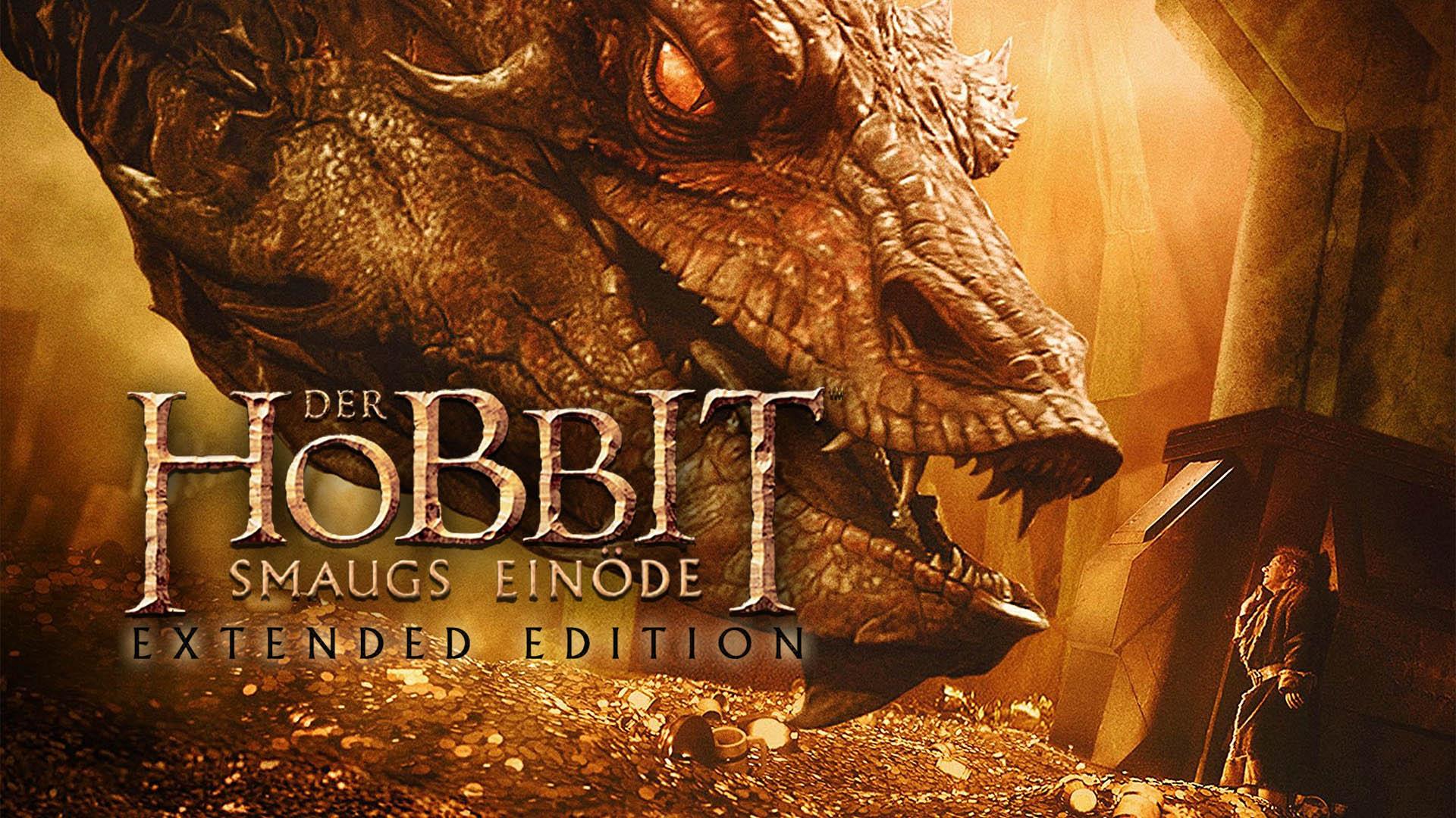 Der Hobbit: Smaugs Einöde - Extended Edition [dt./OV]
