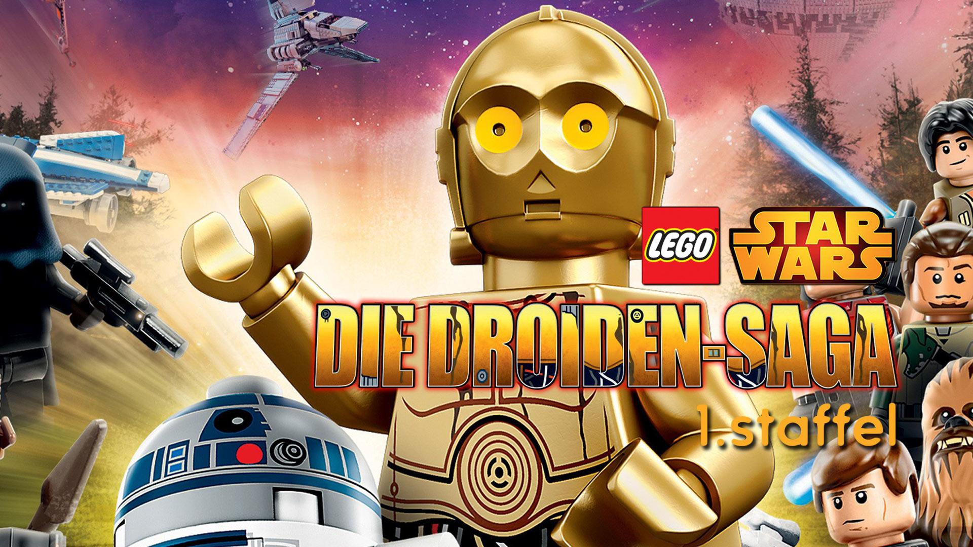 LEGO Star Wars: Die Droiden-Saga - Staffel 1