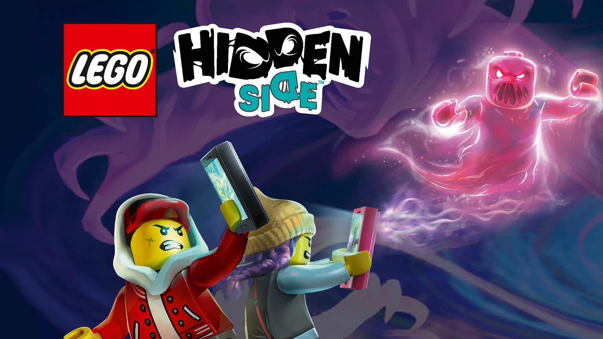 LEGO Hidden Side - Staffel 1