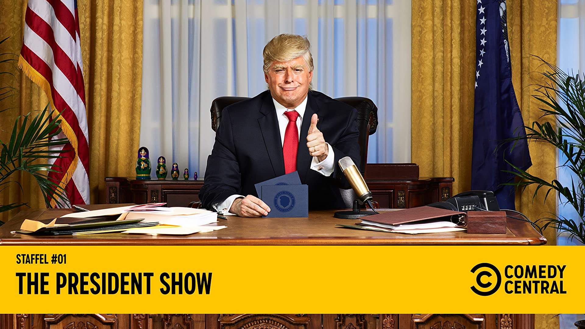 The President Show Staffel 1