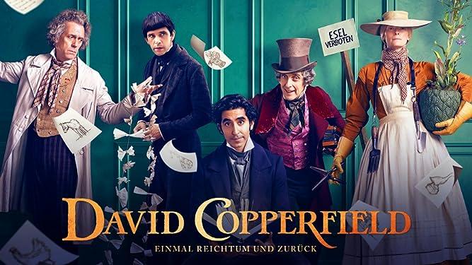 David Copperfield - Einmal Reichtum und zurück [dt./OV]