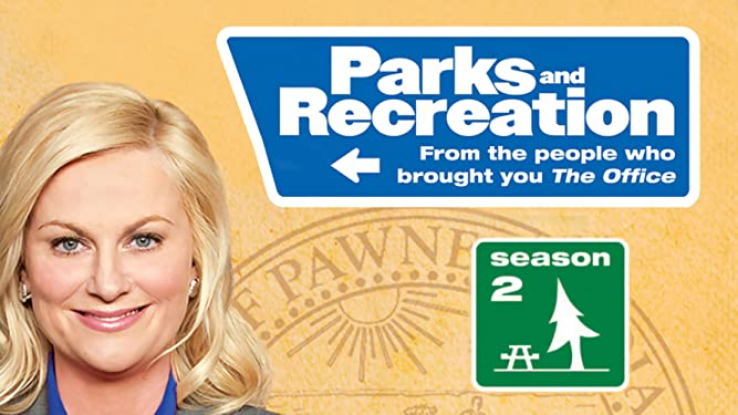 Parks and Recreation - Staffel 2