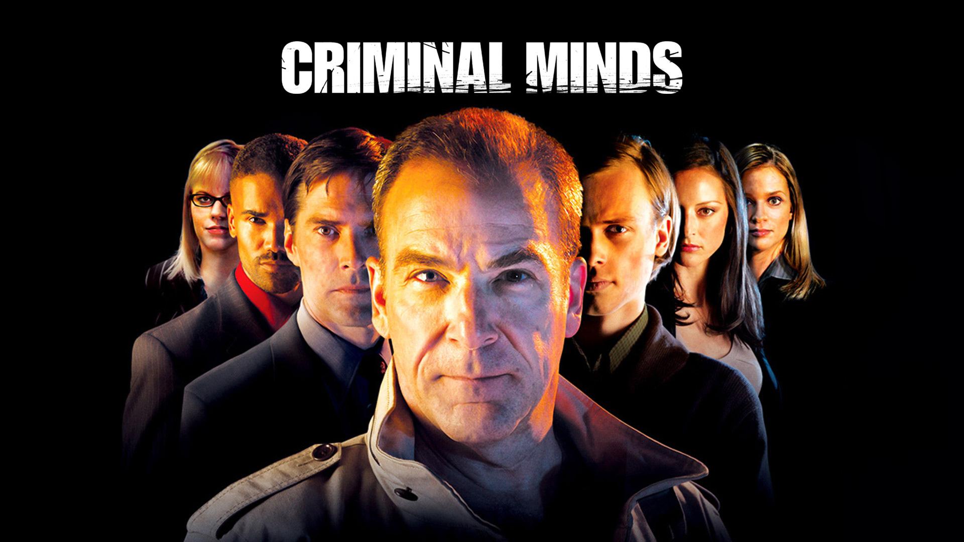 Criminal Minds - Staffel 1 [dt./OV]