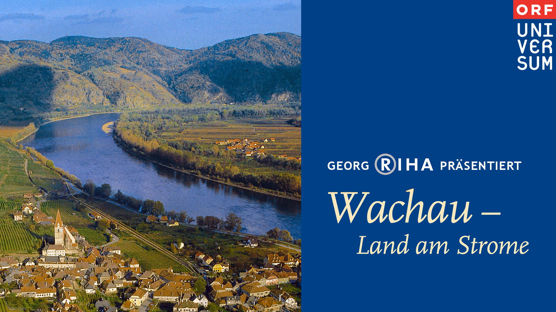 Wachau - Land am Strome