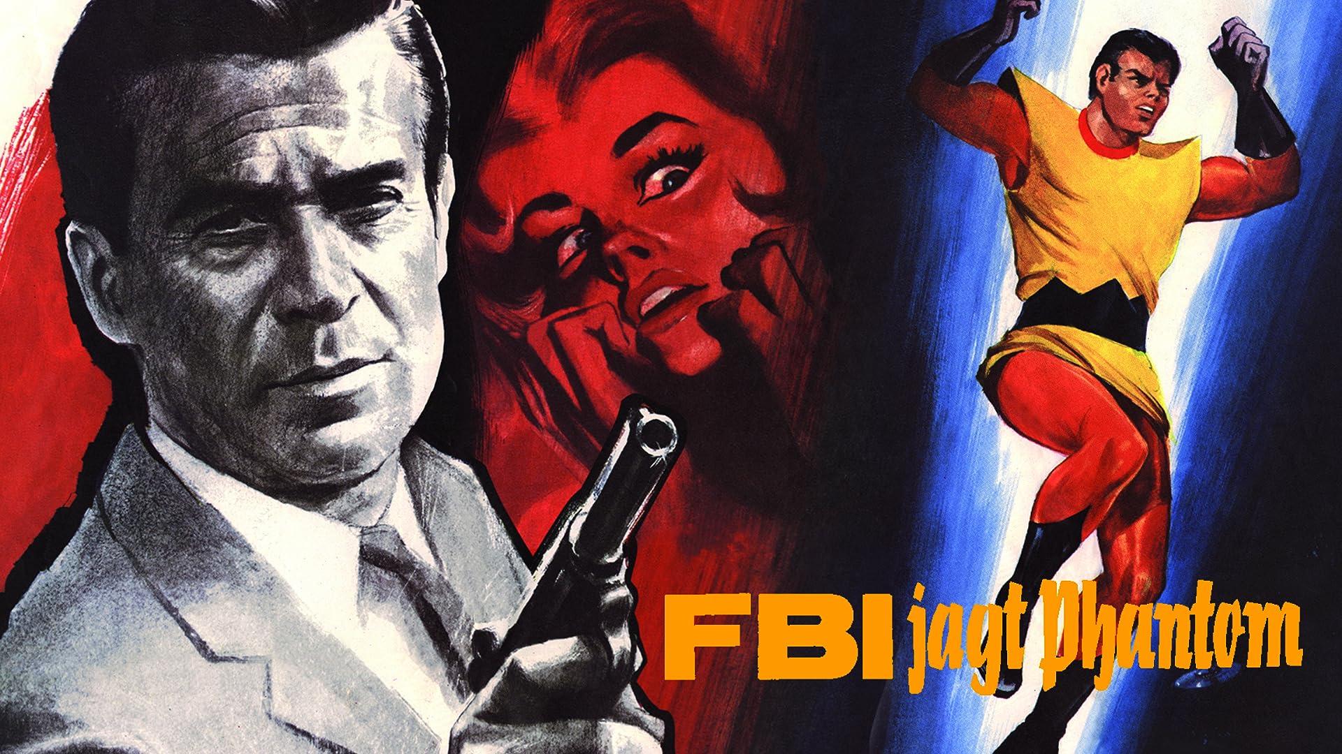 FBI jagt Phantom