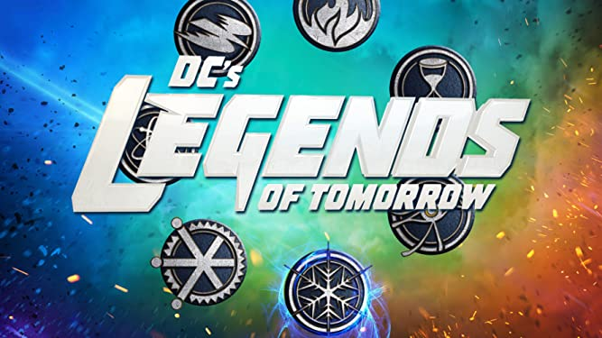 DC's Legends of Tomorrow - Staffel 2 [OV/OmU]