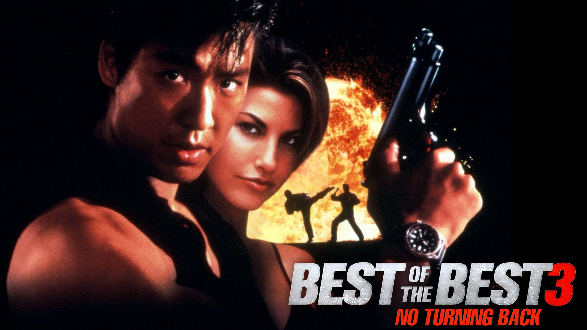 Best of the Best 3 - No Turning Back